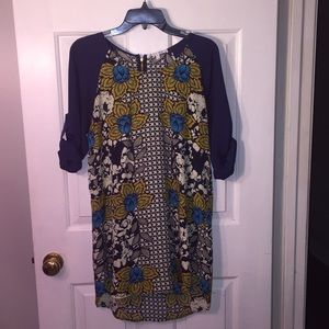Collective Concepts Dress. Size Small. EUC.